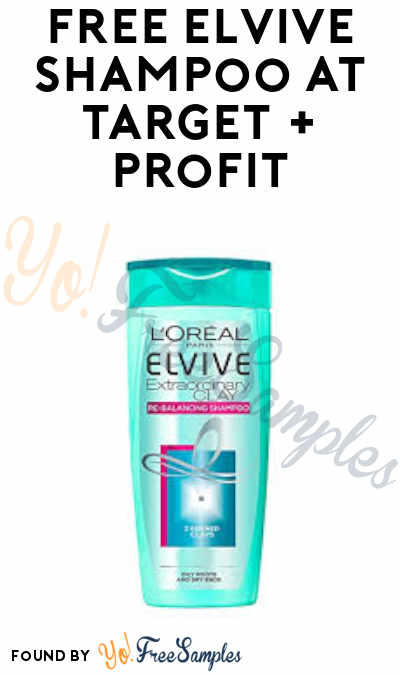 FREE Elvive Shampoo or Conditioner at Target + Profit (Coupon & Ibotta Required) [Verified]