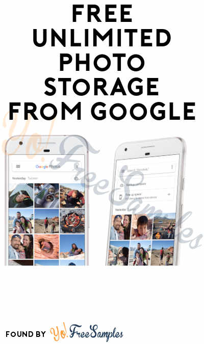 FREE Unlimited Photo Storage on Google Photos (Google Account Required)