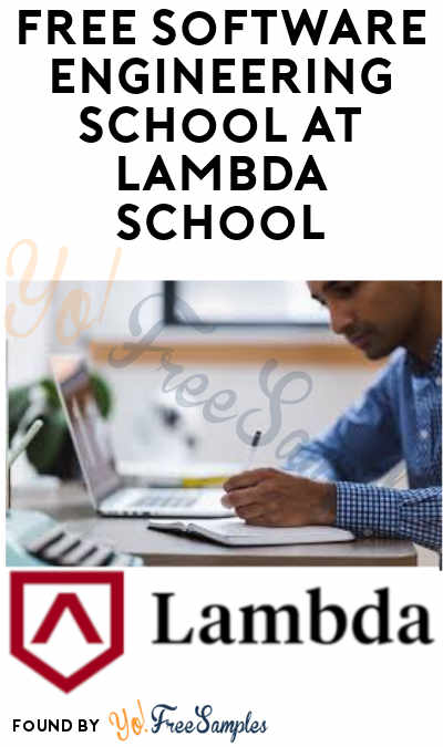 FREE Software Engineering School & Other Careers At Lambda School (Must Pay With Future Income)