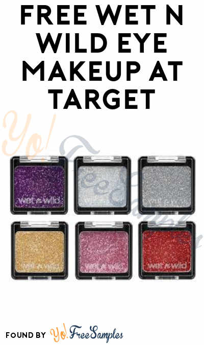 FREE Wet n Wild Eye Makeup at Target (Coupon + Adobe Reader Required)