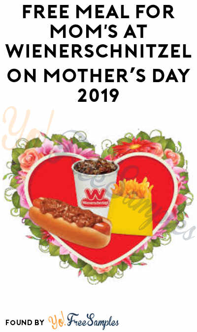 photo relating to Printable Wienerschnitzel Coupons identified as Totally free Dinner for Mothers at Wienerschnitzel upon Moms Working day 2019