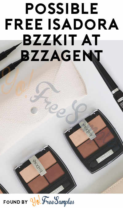 Possible FREE Isadora BzzKit At BzzAgent
