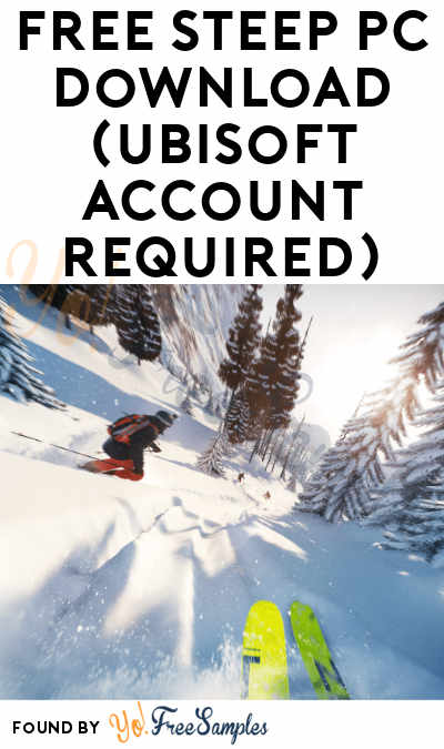 FREE Steep PC Download (Ubisoft Account Required)