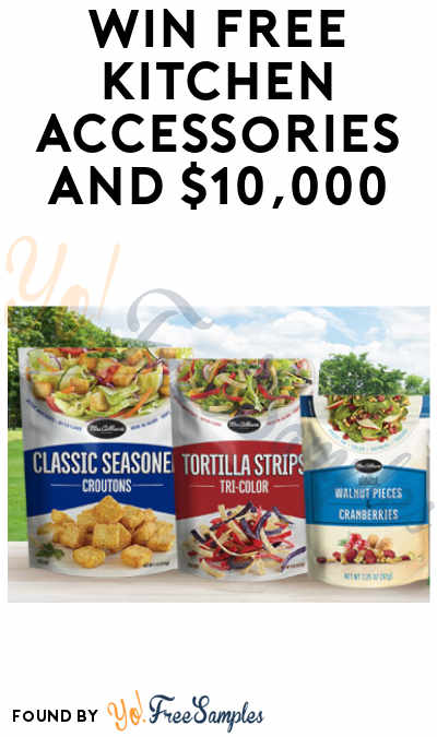 Enter Daily: Win FREE Kitchen Accessories and $10,000 in Challenge Real Summer Flavor Instant Wins