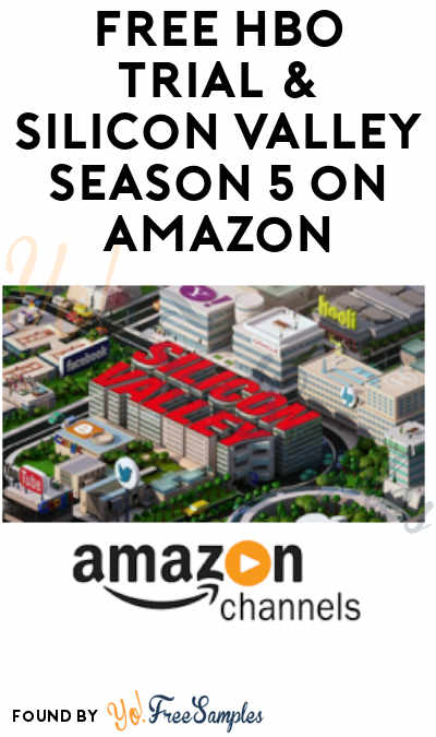 FREE HBO Trial & Silicon Valley Season 5 (Except Episode 8) on Amazon (Credit Card Required)