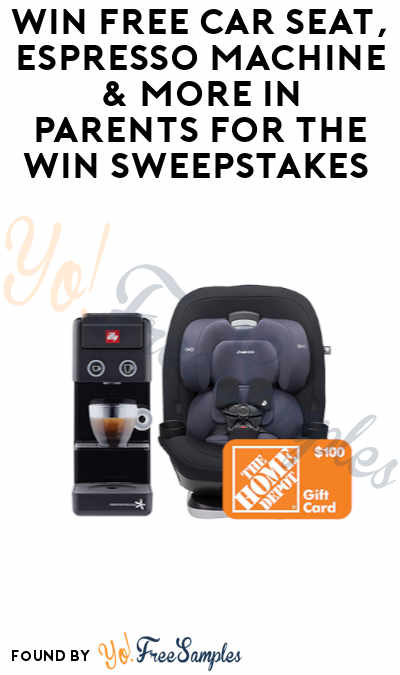 Enter Daily: Win FREE Car Seat, Espresso Machine & More in Parents for The Win Sweepstakes