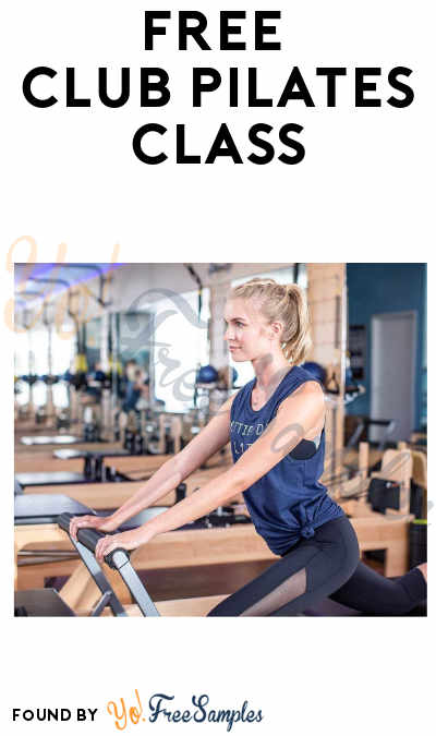 FREE Club Pilates Class (Booking Required)