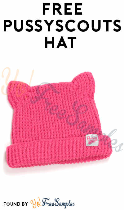 FREE PussyScouts Hat (Students Only)