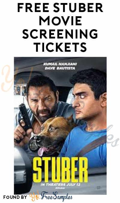FREE Stuber Movie Screening Tickets
