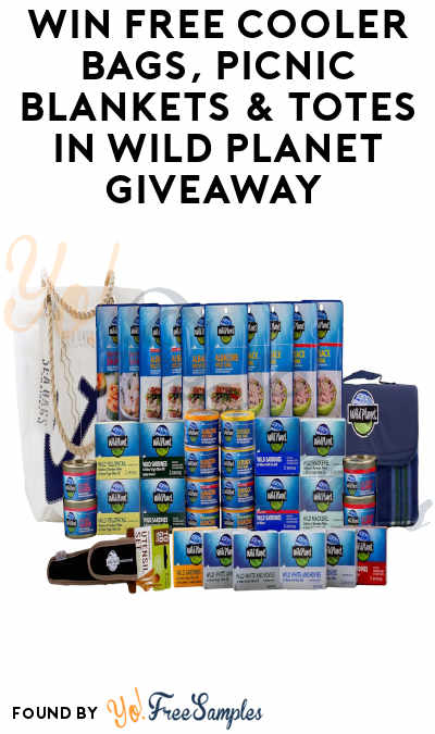 Win FREE Cooler Bags, Picnic Blankets & Totes in Wild Planet's Giveaway