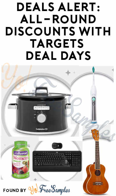 DEALS ALERT: Massive Deals From Targets Deal Days On July 15th & 16th (Online Only)