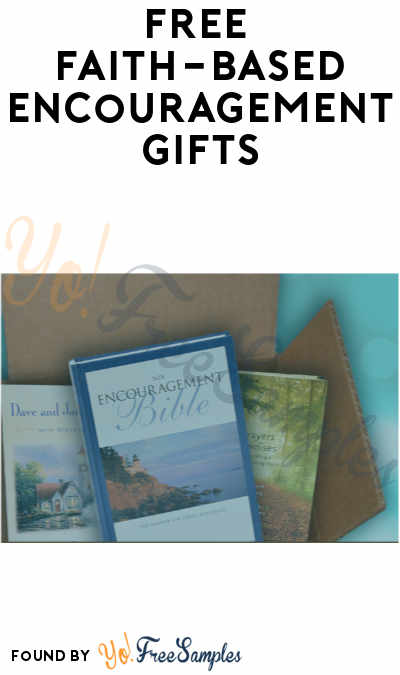 FREE Faith-Based Encouragement Gifts