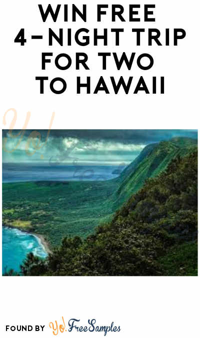 Win FREE 4-Night Trip for Two in Hawaii Magazine's Island Getaway Sweepstakes
