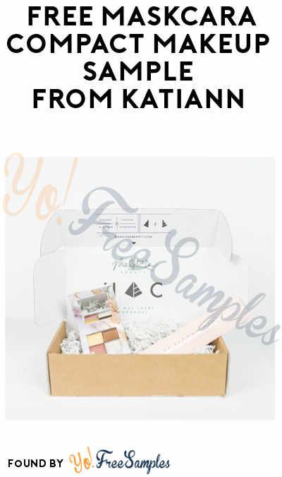 FREE Maskcara Compact Makeup Sample from Katiann