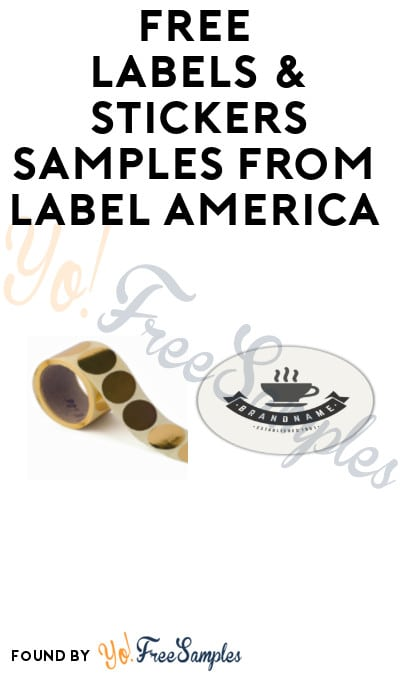 FREE Labels & Stickers Samples from Label America