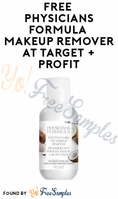 FREE Physicians Formula Makeup Remover at Target + Profit (Ibotta Required)