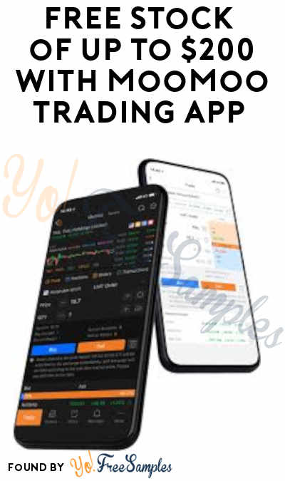 FREE Stock Of Up To $200 With Moomoo Trading App (SSN & ID Required)