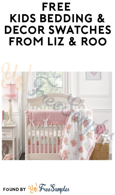 FREE Kids Bedding & Décor Swatches from Liz & Roo