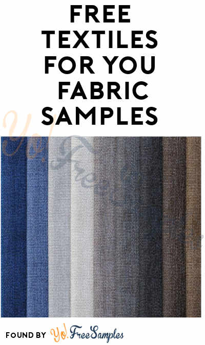 FREE Textiles For You Fabric Samples