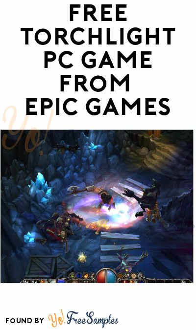 FREE Torchlight PC Game from Epic Games (Account Required)