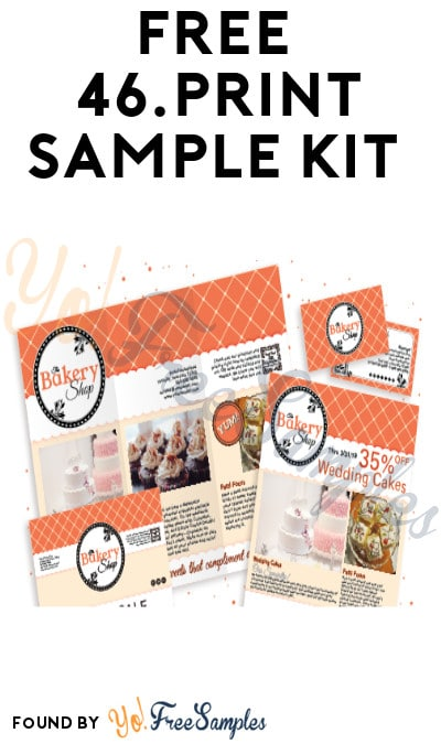 FREE 46.Print Sample Kit