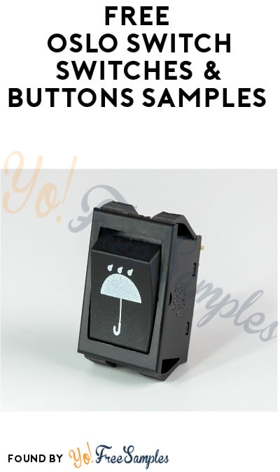 FREE Oslo Switch Switches & Buttons Sample