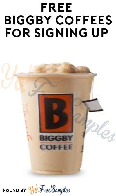 FREE Biggby Coffees For Rewards Members