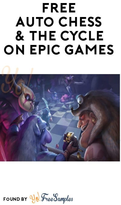 FREE Auto Chess & The Cycle on Epic Games (Account Required)