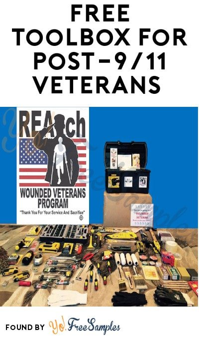 FREE Toolbox for Post-9/11 Veterans (Select Veterans Only)