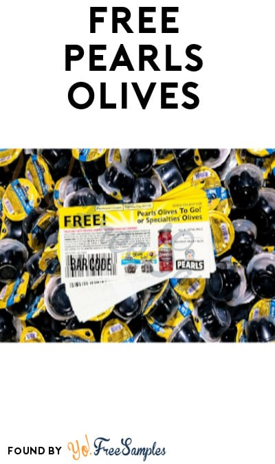 FREE Pearls Olives (Twitter Required)