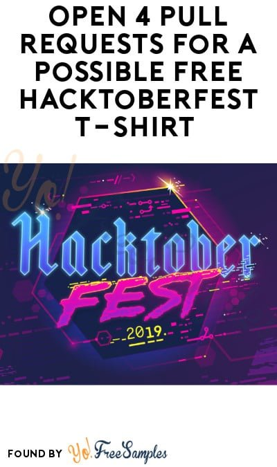 FREE Hacktoberfest T-Shirt (Github + Coding Required)
