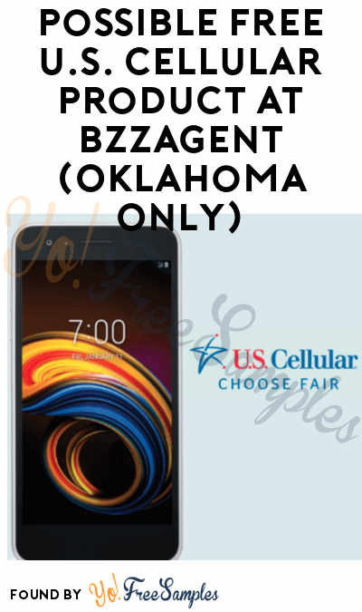 Possible FREE U.S. Cellular Product At BzzAgent (Oklahoma Only)