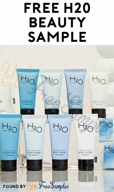 FREE H2O Therapy Product Kit