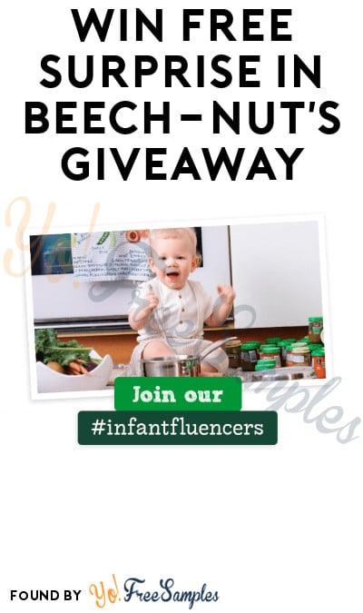 Win FREE Surprise in Beech-Nut's Giveaway