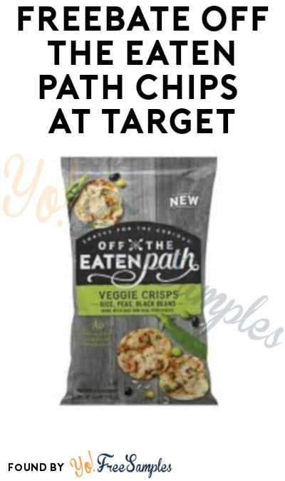 FREEBATE Off The Eaten Path Chips at Target (Fetch Rewards Required)