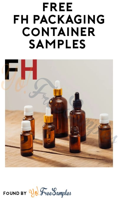 FREE FH Packaging Container Samples
