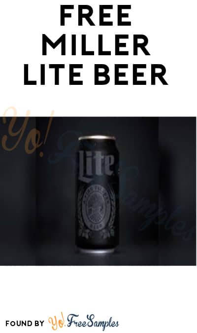 FREEBATE Miller Lite Beer For Unfollowing Them On Social Media (PayPal Required + Ages 21 & Older)