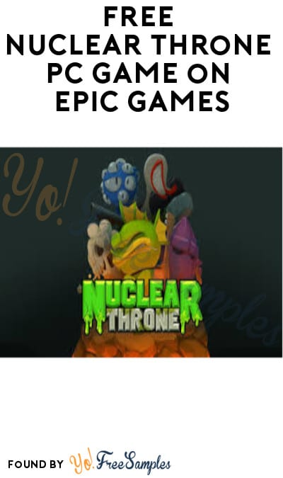 FREE Nuclear Throne PC Game on Epic Games (Account Required)