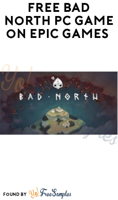 FREE Bad North PC Game on Epic Games (Account Required)