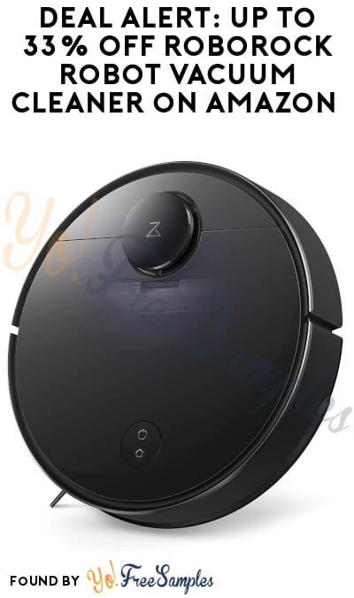 DEAL ALERT: Up to 33% Off Roborock Robot Vacuum Cleaner on Amazon (Clippable Coupon Required)
