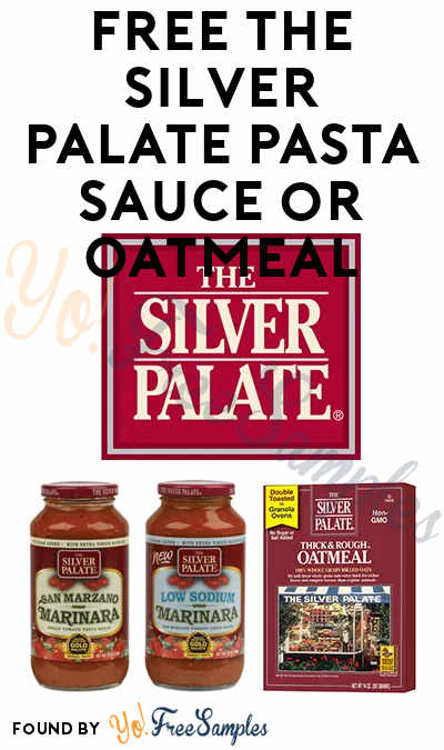 FREE The Silver Palate Pasta Sauce or Oatmeal From Dr. Oz At 12PM EST / 11AM CST / 9AM PST On 11/12