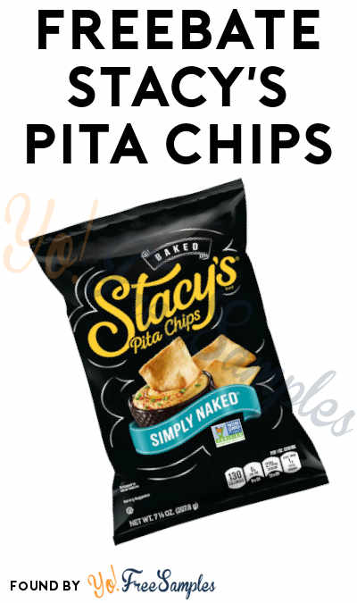 FREEBATE Stacy's Pita Chips Bag (Fetch Rewards App Required)