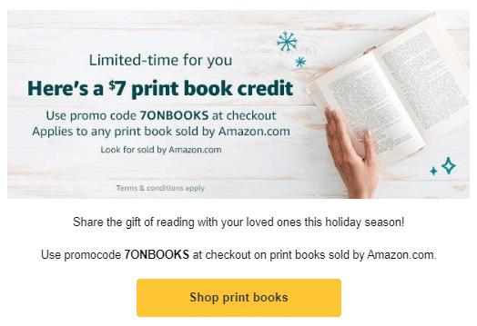 Book Discount