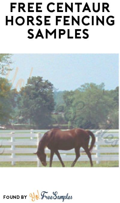 FREE Centaur Horse Fencing Samples