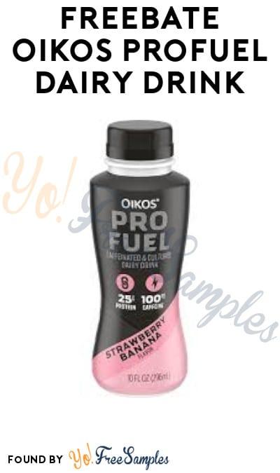 FREEBATE Oikos ProFuel Dairy Drink