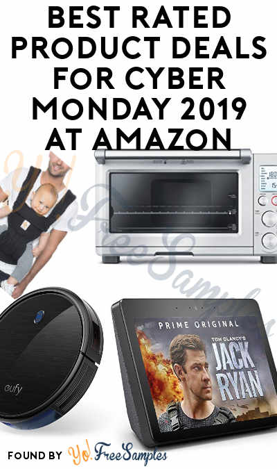 230 Best Rated Product Deals For Cyber Monday 2019 At Amazon