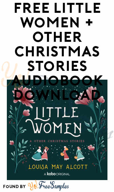 FREE Little Women + Other Christmas Stories Audiobook Download