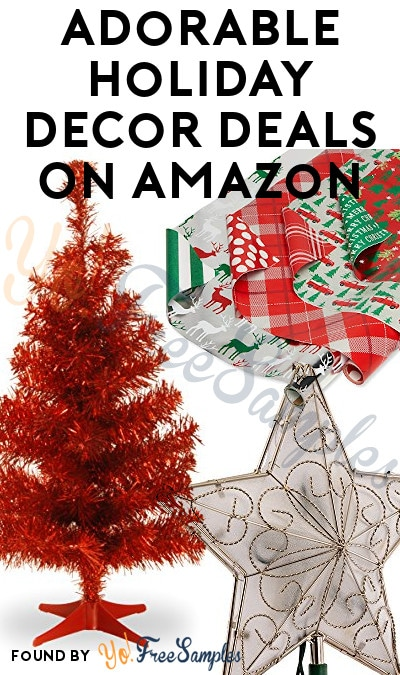 38 Adorable Decor Deals On Amazon