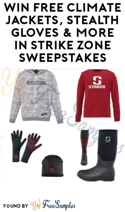 Win FREE Climate Jackets, Stealth Gloves & More in Strike Zone Sweepstakes
