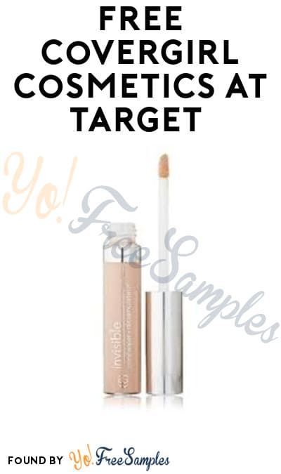 FREE CoverGirl Cosmetics at Target (Clearance Price + Coupon Required)